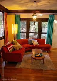 Living Room DesignLiving Ideas In Red Couch Rooms