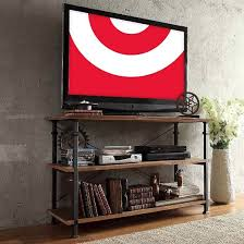 Industrial Style Tv Cabinet Unbelievable Ronay Rustic TV Stand Inspire Q Target Home Design Ideas 26