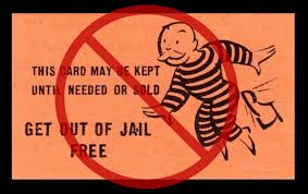 Get Out Of Jail Free Card Template 3