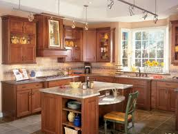 kitchen small kitchen design with island as marble countertop