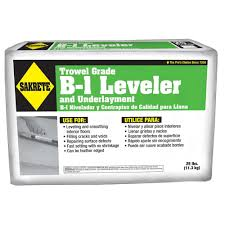 Self Leveling Floor Resurfacer Exterior by Sakrete 25 Lb B 1 Leveler 65550060 The Home Depot