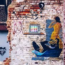 Kurt Vile Mural Philadelphia by Street Art In Our Backyard U2013 The Daily Grind