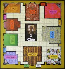 Clue Board Game This Is How My Grandmas Looks Like I Love