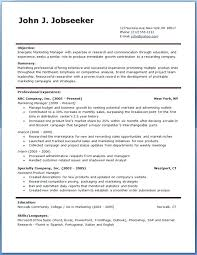 Professional Curriculum Vitae Template South Africa For Resume