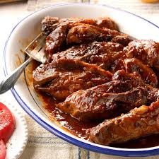 Tasty Pork Ribs Recipe I Like To Serve These Tender Countrystyle