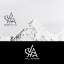 100 Amit Inc Serious Modern Hospitality Logo Design For AAA Investments