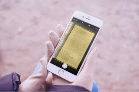 How to Scan Documents in iOS 11 using Notes App on iPhone iPad
