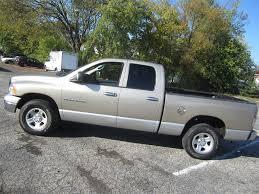 2002 Used Dodge Ram 1500 QUAD CAB / 4X4 / 160