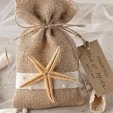 Custom Listing 20 Beach Rustic Favor Bag Destination Wedding