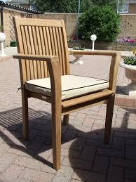 Teak Steamer Chair John Lewis by 4 6 Seater Teak Garden Set The Tahiti