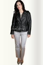 beizers leather jacket