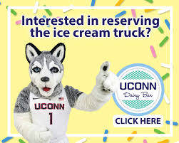 UConn Dairy Bar Ice Cream Truck | Dining Services