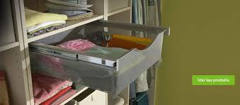 armoire de cuisine leroy merlin dressing meuble de rangement et bibliothèque spaceo home au