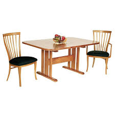 Vermont Dining Chairs Natural Cherry Trestle Table Tables