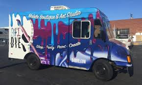 100 Mobile Boutique Truck About Before I Dye