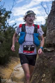 Racing At The Ultra Trail Australia 100K PHOTO Lyndon Marceau