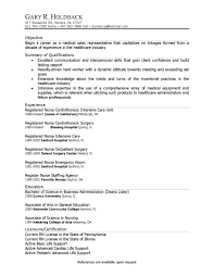 Sample Resume Objectives For Nurses New General Lovely Unique Business