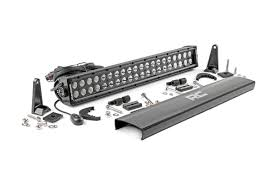 20 inch Cree LED Light Bar Black Series [ BL]