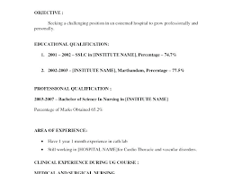 Examples Of Resumes For College Students With No Work Experience As Well