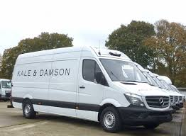 A Recent Batch Of LWB Mercedes Sprinter Van Conversions Done For Fresh Produce Supplier Kale