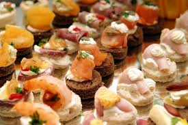 what does canape what does hors d oeuvre definition of hors d oeuvre by