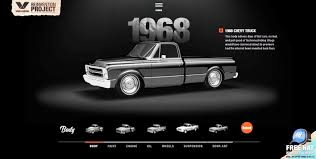 100 Build Your Own Chevy Truck CarRevsDailycom Valvoline Reinvention Project S Hendrick