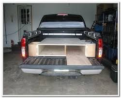 35 Truck Box Storage Drawers 70 Best Work Van truck Setup