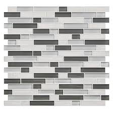 American Olean Porcelain Mosaic Tile by American Olean Color Appeal Blends C140 Mountain Morning Blend