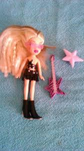 Muñeca Bratz Rock Angelz 2001 Mga Completa Con Vendido En Subasta