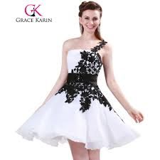 online get cheap short white prom dress aliexpress com alibaba