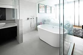open concept bathroom for master suite a new trend don t