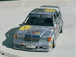 Mercedes Benmz 190E 2 5 16 AMG Evolution II DTM