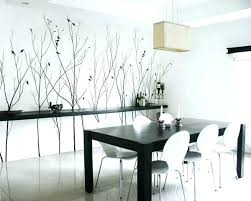 Room Wall Decoration Ideas Modern Dining Decor With Small Bedroom