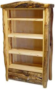 rustic bookcase plans house pinterest rustic bookcase