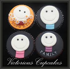 Doug Hyde Fathers Day Cupcakes