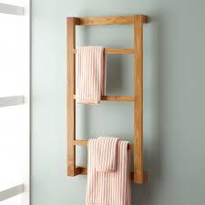 Bathroom Towel Bar Ideas by Simple Towel Rack Bathroom Interior Design For Home Remodeling