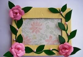 Photo Frame Craft Ideas Arts Crafts Movement For Art Frames