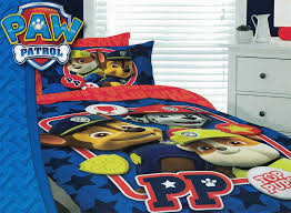 PAW Patrol Quilt Cover Set PAW Patrol Bedding Kids Bedding Dreams