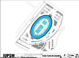 Semi Olympic Swimming Pool Design DWG Section For AutoCAD O Designs CAD