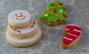 des biscuits de noël rigolo pour petits et grands recettes