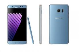 Samsung Expands Recall of Galaxy Note7 Smartphones Based on
