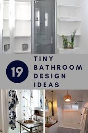 19 tiny bathroom design ideas tiny bathroom master