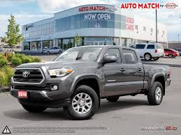 Toyota Tacoma For Sale In Ontario | Jackson's Toyota