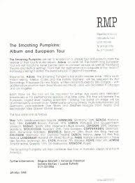 Smashing Pumpkins Adore Tour by Shawn U0027s Smashing Pumpkins Compact Discs