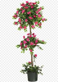 Albizia Julibrissin Tree Bougainvillea Topiary Artificial Flower