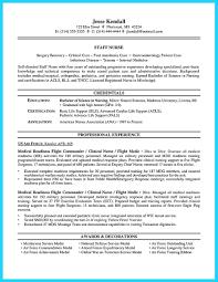 Nurses Resume Format Critical Care Nurse Cover Letter A Bsc Nursing Pdf