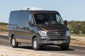 2014 Mercedes-Benz Sprinter First Test - Motor Trend