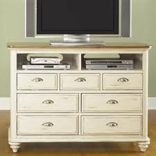 Ocean Isle Bedroom Media Chest by Liberty Furniture