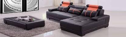mini canapé petit canapé cuir des canapés en cuir à la taille de vos envies
