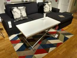 Coffee Table Brass Tags Agreeable Coffee Tables That Rise Up